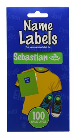 NAME LABEL SEBASTIAN (2)