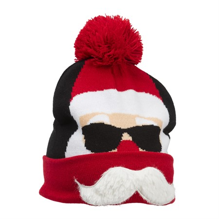 CHRISTMAS KNITTED HAT SANTA (6)