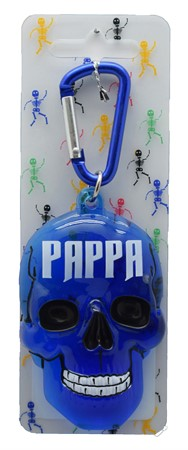 SCULL KEYRING PAPPA (3)
