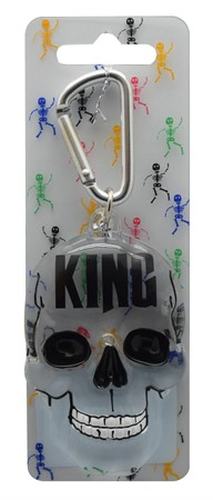 SCULL KEYRING KING (3)