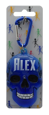 SCULL KEYRING ALEX (3)