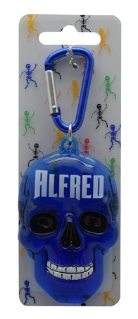 SCULL KEYRING ALFRED (3)