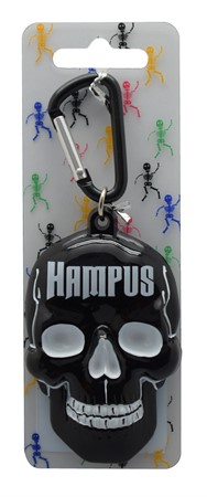 SCULL KEYRING HAMPUS(3)