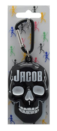SCULL KEYRING JACOB (3)