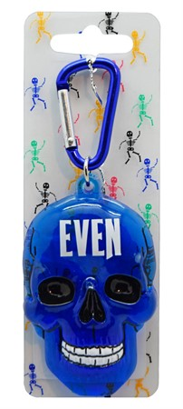SCULL KEYRING EVEN (3)