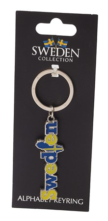 KEYRING TEXT SWEDEN (6)