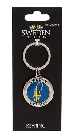 KEYRING SWEDEN MAP (6)