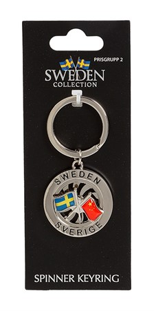 FRIENDSHIP KEYRING SWE/CHI (6)