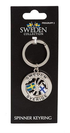 FRIENDSHIP KEYRING SWE/FIN (6)
