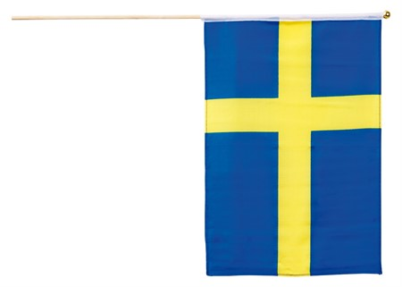 SWEDISH FLAG 40 X 30 CM (12)