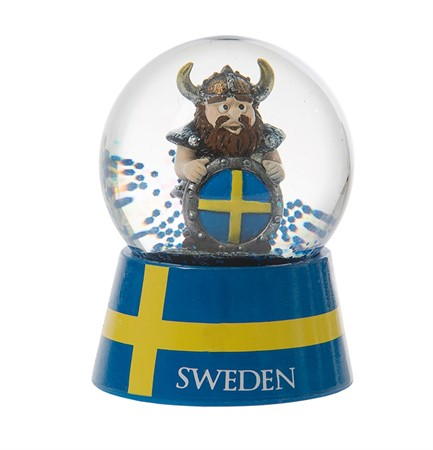 SNOWGLOBE VIKING WITH FLAG (6)