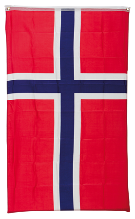 NORWAY FLAG 30 X 40 CM