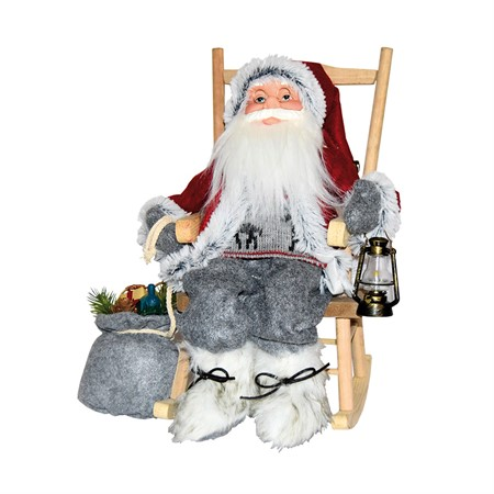 SANTA IN ROCKING CHAIR (4)