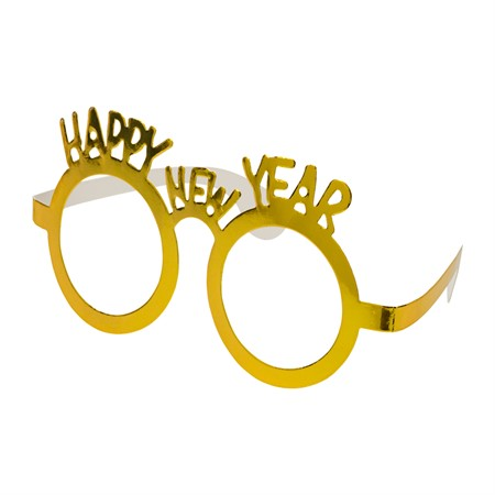 HAPPY NEW YEAR PAPER GLASSES 6-P (6)