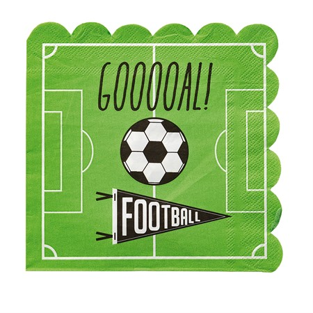 PAPER NAPKINS FOOTBALL 16-P (6)
