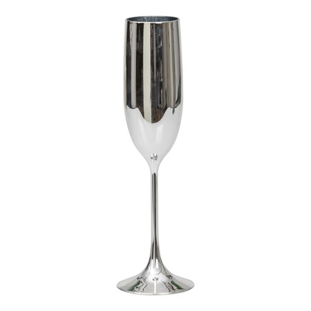 CHAMPAGNE GLASS SILVER