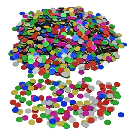 CONFETTI SMALL DOTS MIXED (6)