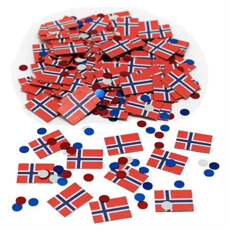 CONFETTI FLAGS NORWAY (6)