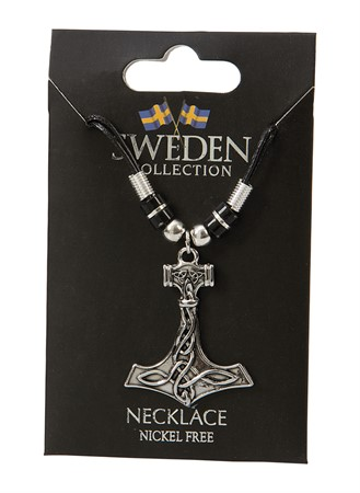 NECKLACE THORS HAMMER (6)