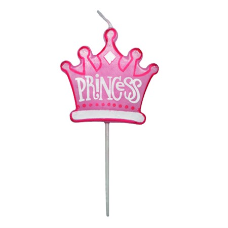 TOOTHPICK CANDLE PRINCESS CROWN (3)