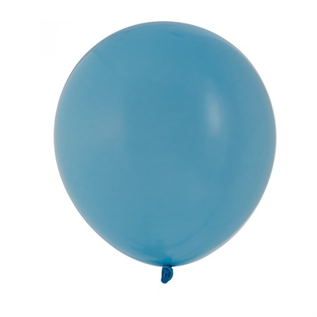 "BALLOONS 12"" LIGHT BLUE 10-P (6)"