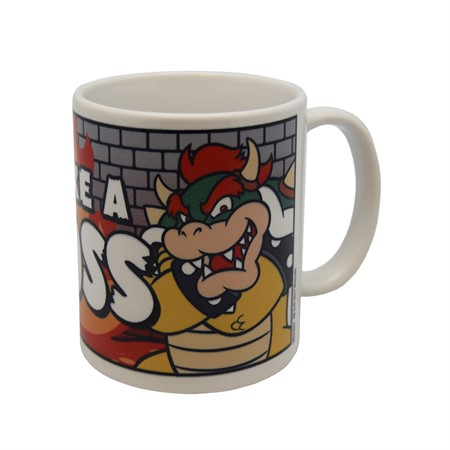 MUG BOWSER LIKE A BOSS