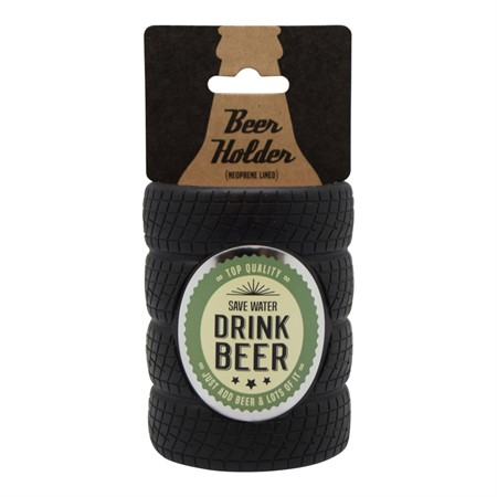 BEER HOLDER SAVE WATER DRINK BEER