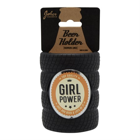 BEER HOLDER GIRL POWER