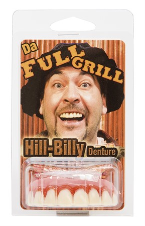 "BILLY BOB TEETH ""FULL GRILL"""