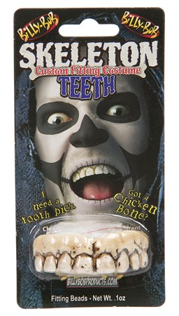 "BILLY BOB TEETH ""SKELETON"""
