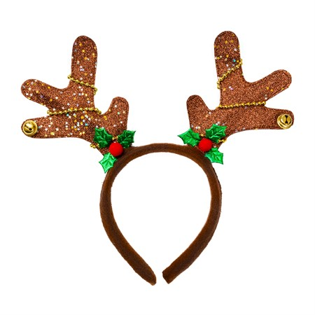 HEADBAND CHRISTMAS REINDEER (6)