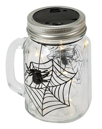LED GLASS JAR SPIDER (6)