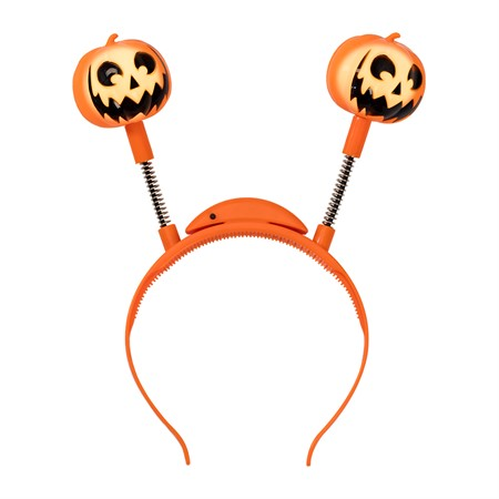 HALLOWEEN PUMPKIN HEADBAND LED (6)