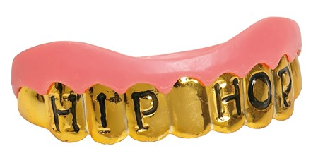 "HIP HOP TEETH ""GRILLZ"""