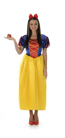 SNOW WHITE ADULT S