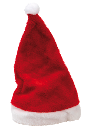 MOVING SANTA HAT