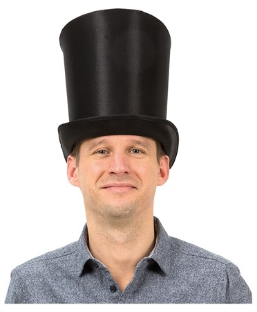 HAT, TALL TOPPER