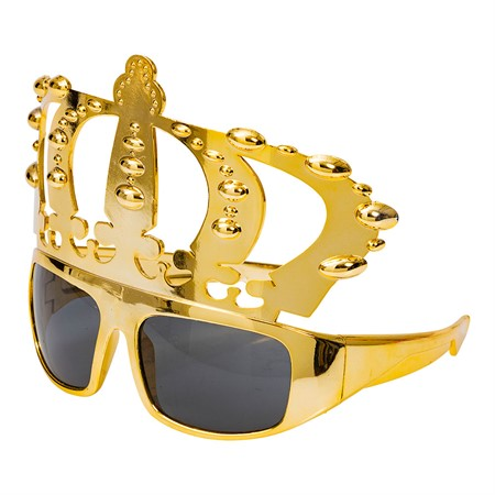 GLASSES CROWN GOLD (3)