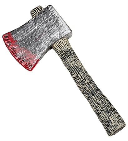 SMALL BLOODY AXE (12)