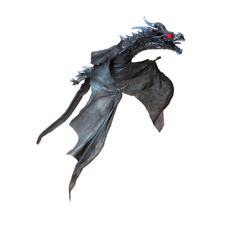 ANIMATED HANGING DRAGON