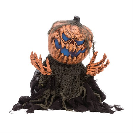 ANIMATED GROUNDBREAKER PUMPKIN