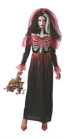 SKELETON BRIDE SMALL/MEDIUM