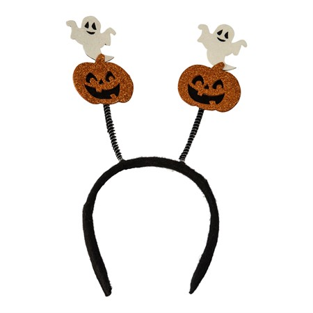 PUMPKIN GHOST HEADBAND (6)