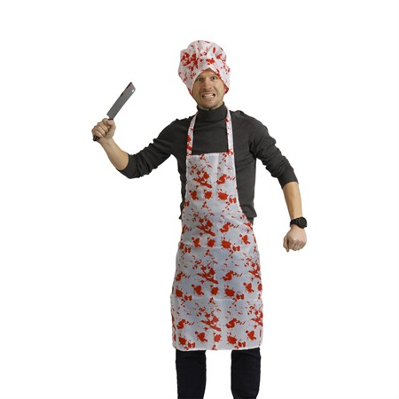 HALLOWEEN CHEF ACCESSORY KIT